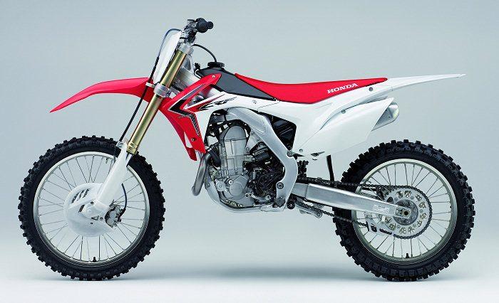 Honda CRF 450 R 2014 - 4