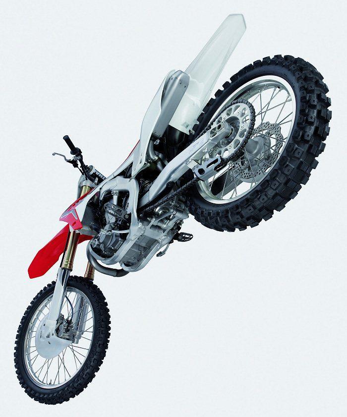 Honda CRF 450 R 2014 - 6