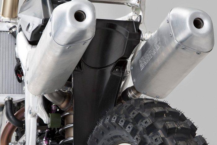 Honda CRF 450 R 2014 - 8