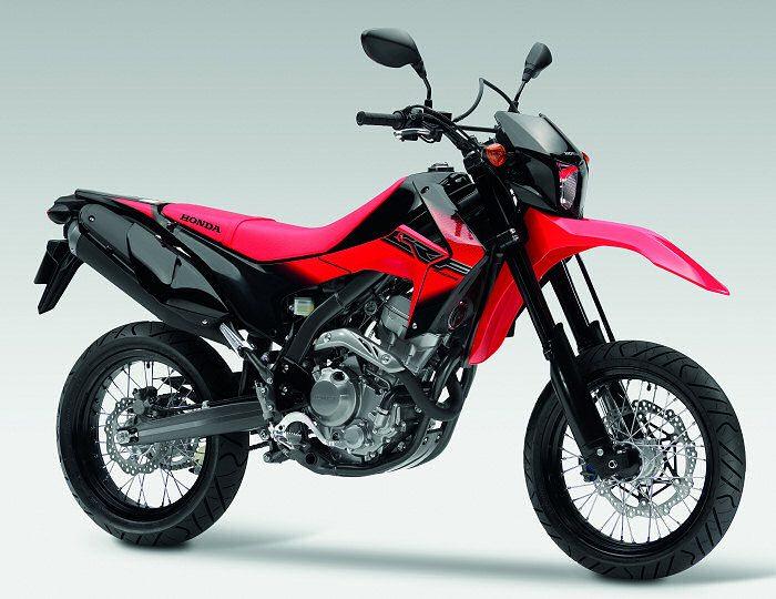 Honda CRF 250 M 2013 - 14