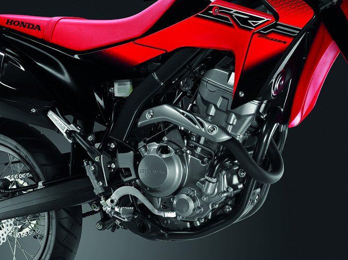 Honda CRF 250 M 2013 - 8