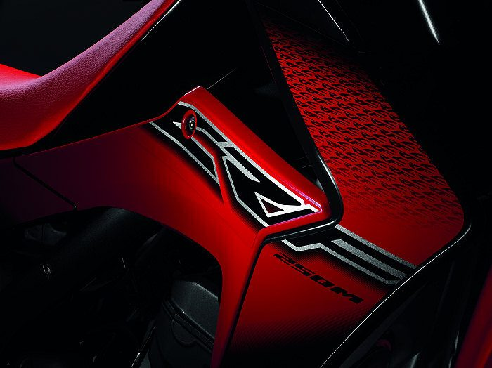 Honda CRF 250 M 2013 - 4