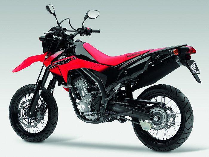 Honda CRF 250 M 2013 - 12