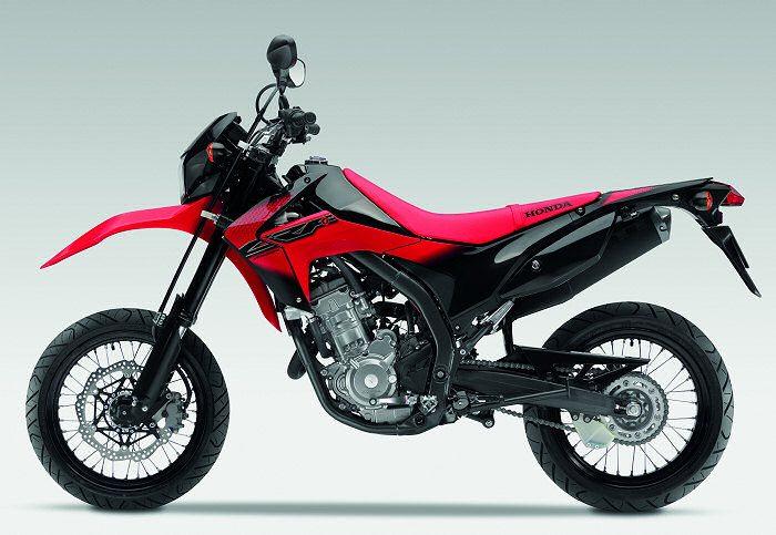 Honda CRF 250 M 2013 - 16