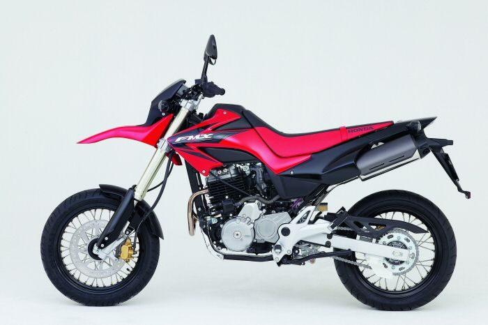 Honda FMX 650 2006 - 19