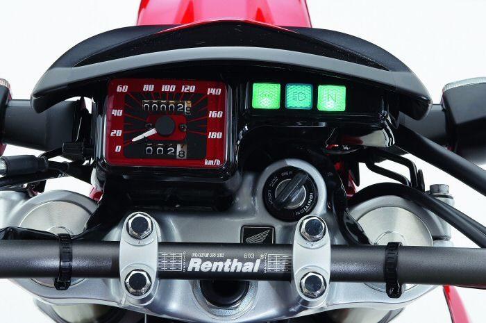 Honda FMX 650 2006 - 13