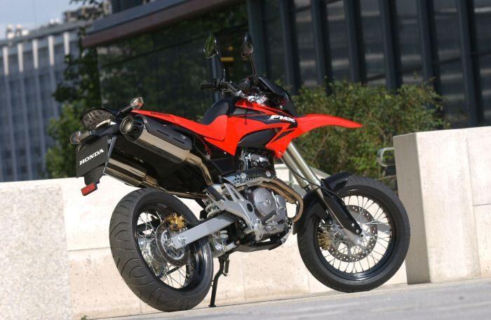 Honda FMX 650 2006 - 6