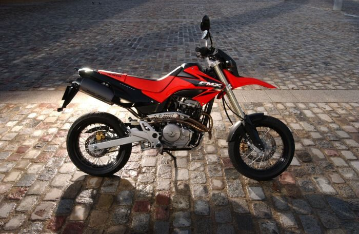 Honda FMX 650 2006 - 25