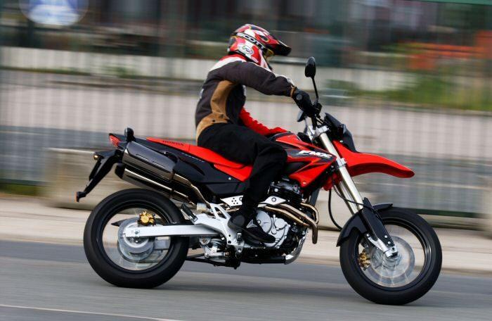 Honda FMX 650 2006 - 27