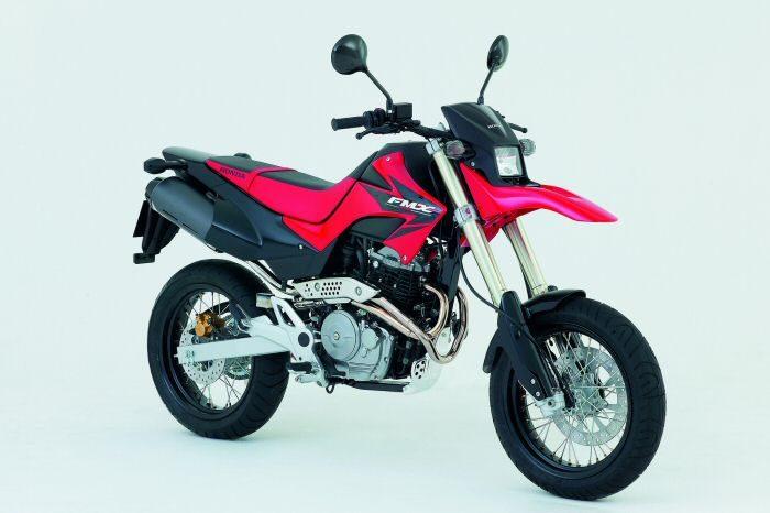 Honda FMX 650 2006 - 17