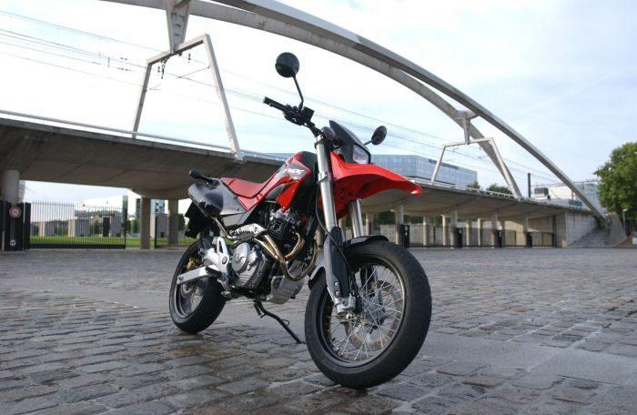 Honda FMX 650 2006 - 1