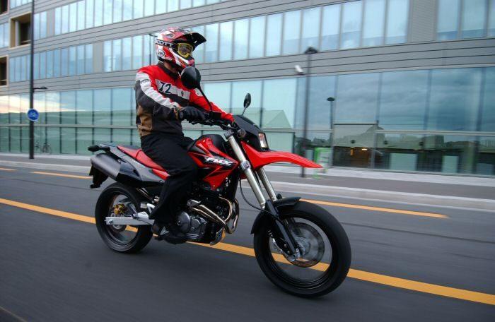 Honda FMX 650 2006 - 23