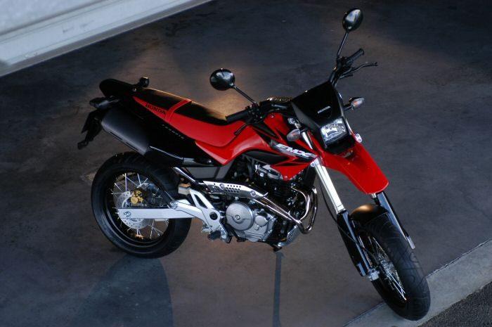 Honda FMX 650 2006 - 4