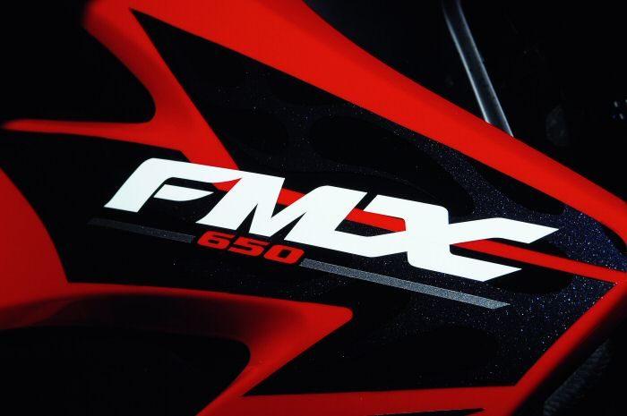 Honda FMX 650 2006 - 11