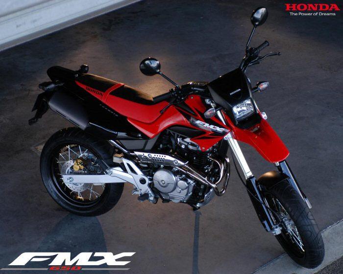 Honda FMX 650 2006 - 28