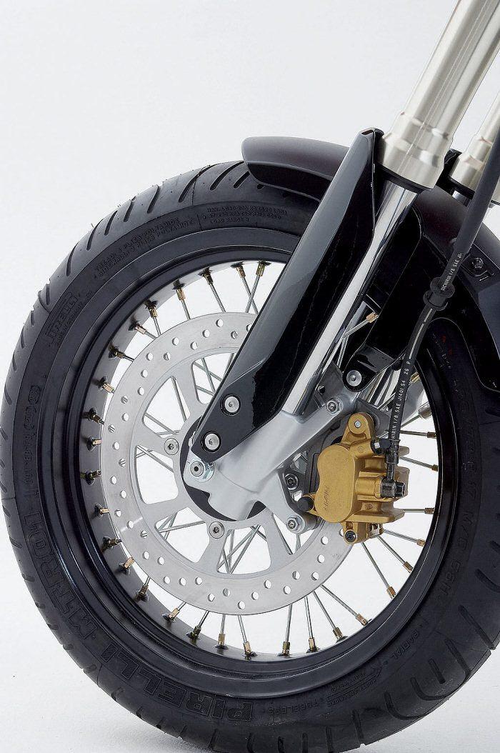 Honda FMX 650 2006 - 5