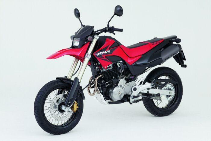 Honda FMX 650 2006 - 15