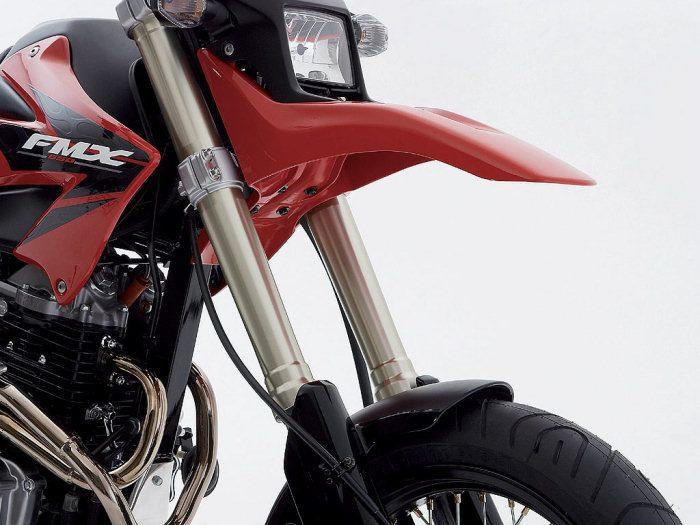 Honda FMX 650 2006 - 21