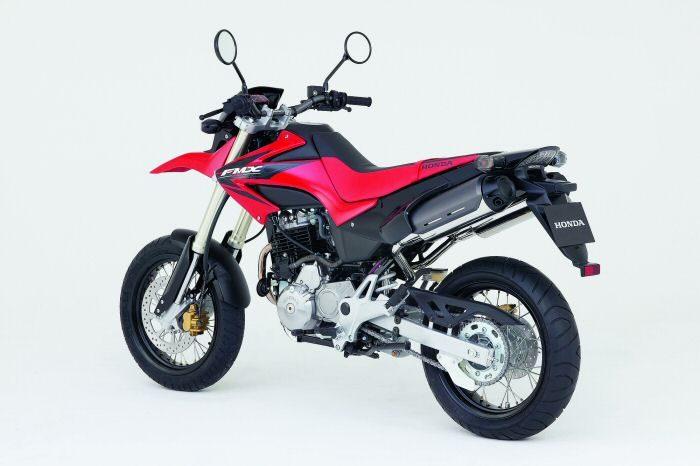 Honda FMX 650 2006 - 2