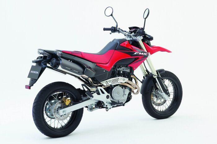 Honda FMX 650 2006 - 9