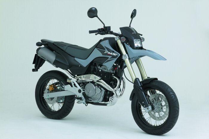 Honda FMX 650 2006 - 14