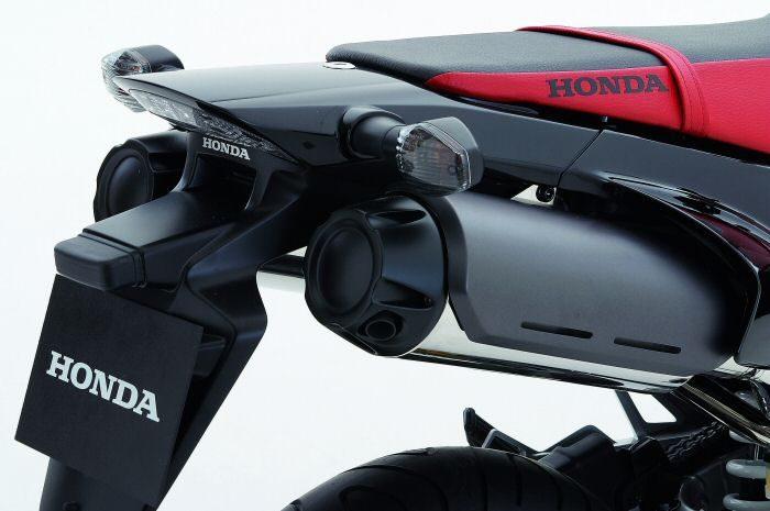 Honda FMX 650 2006 - 22