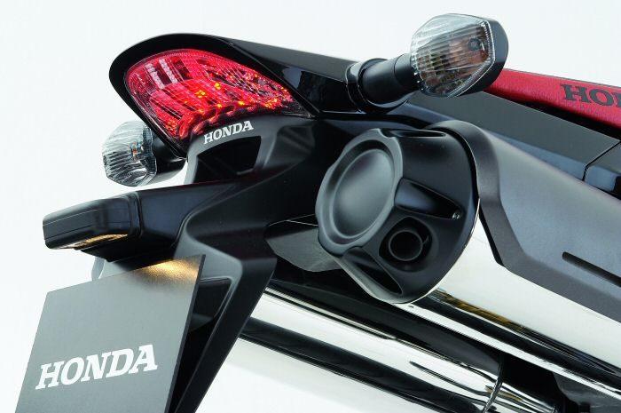 Honda FMX 650 2006 - 16