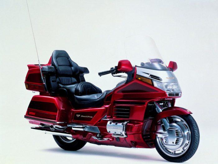 Honda GL 1500 GOLDWING 1988 - 10