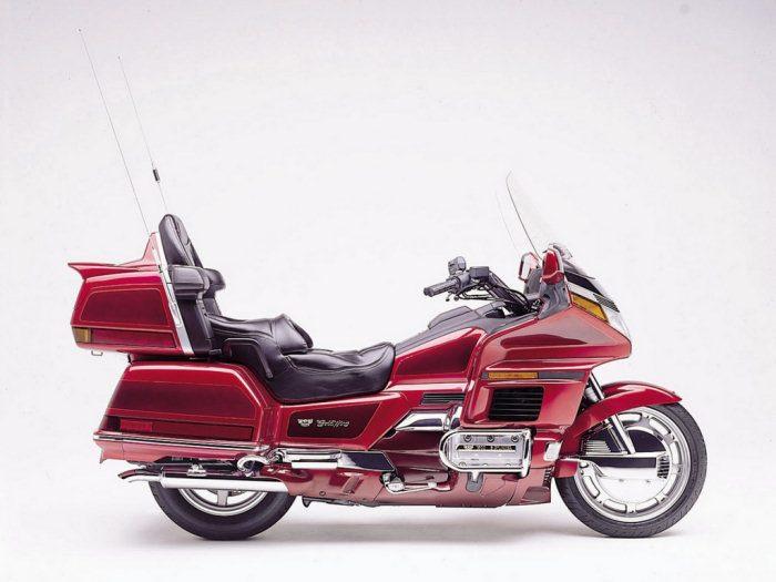 Honda GL 1500 GOLDWING 1988 - 11