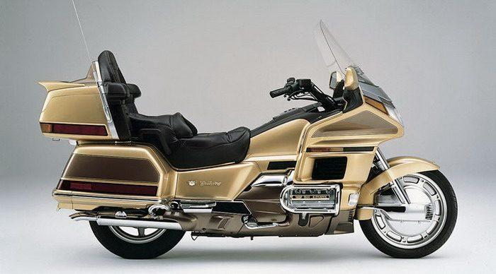 Honda GL 1500 GOLDWING 1988 - 2
