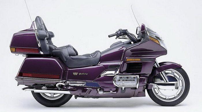 Honda GL 1500 GOLDWING 1988 - 4