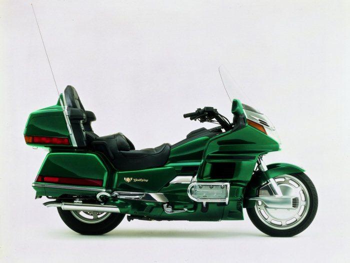 Honda GL 1500 GOLDWING 1988 - 8