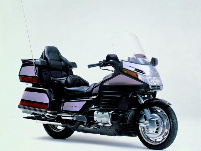 Honda GL 1500 GOLDWING 1988 - 9