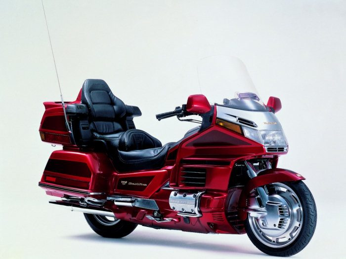 Honda GL 1500 GOLDWING 1988 - 10