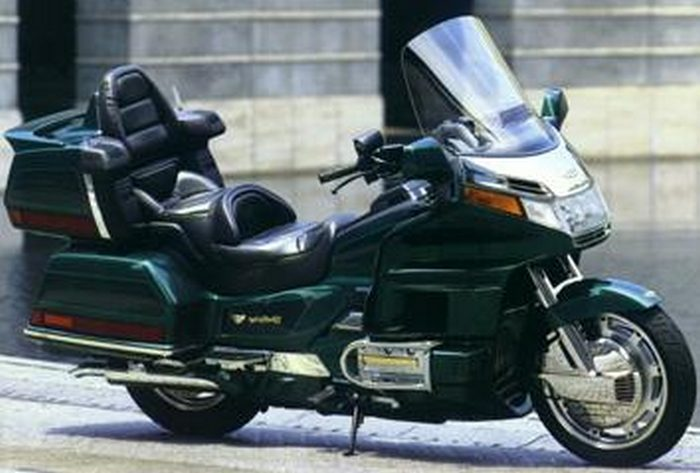Honda GL 1500 GOLDWING 1988 - 15