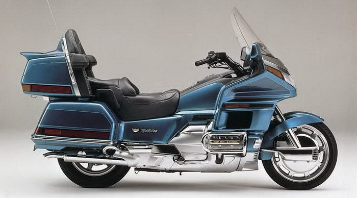 Honda GL 1500 GOLDWING 1988 - 3