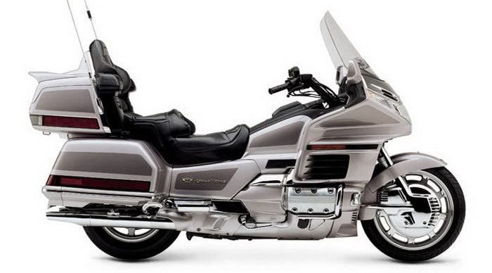 Honda GL 1500 GOLDWING 1988 - 6