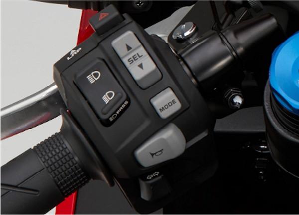 Honda CBR 600 RR 2021 - 3