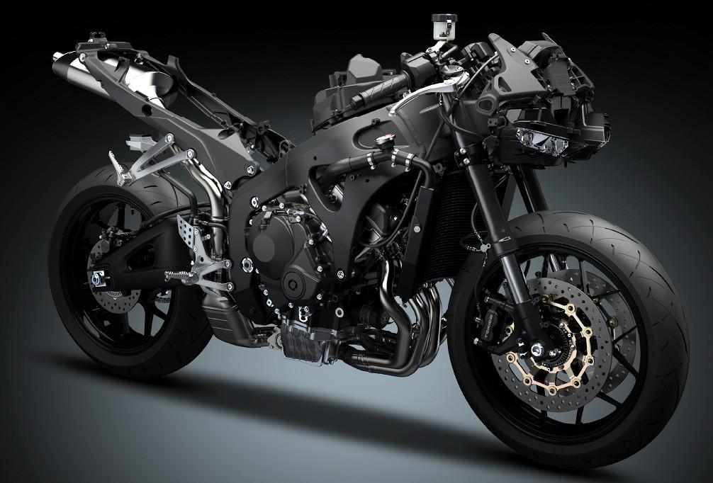 Honda CBR 600 RR 2021 - 7