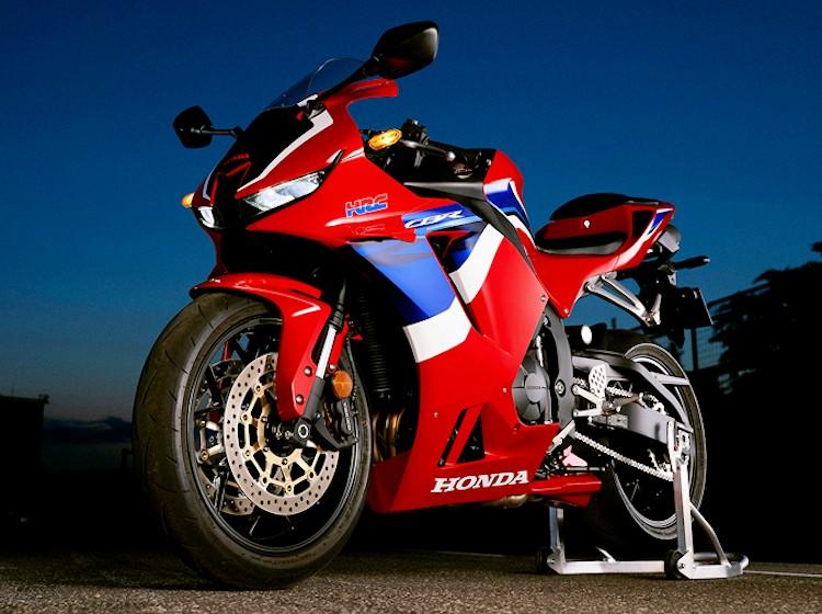 Honda CBR 600 RR 2021 - 29