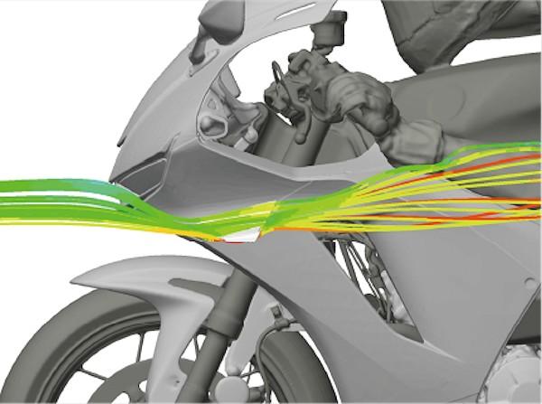 Honda CBR 600 RR 2021 - 33