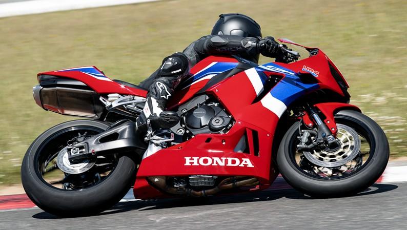 Honda CBR 600 RR 2021 - 22