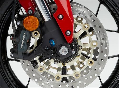 Honda CBR 600 RR 2021 - 5