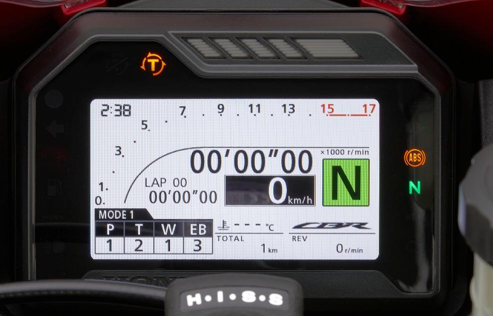 Honda CBR 600 RR 2021 - 15