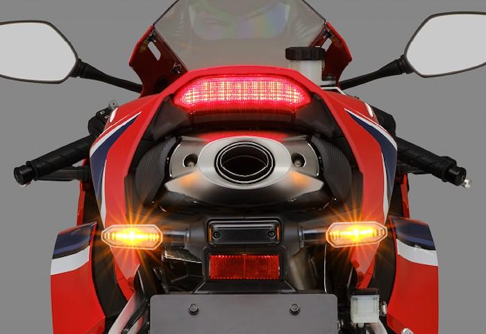 Honda CBR 600 RR 2021 - 14