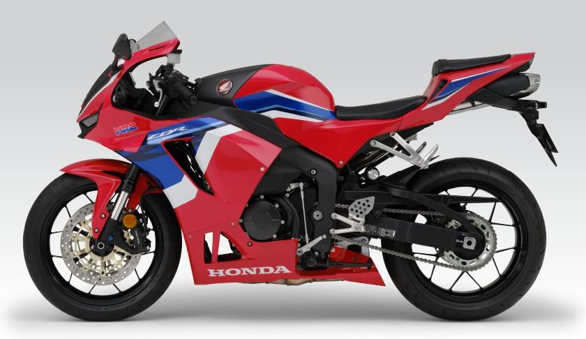 Honda CBR 600 RR 2021 - 16