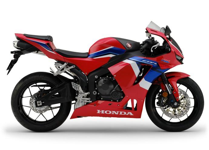Honda CBR 600 RR 2021 - 38
