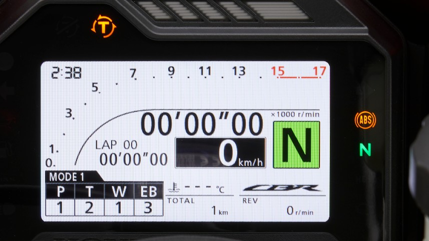 Honda CBR 600 RR Race 2021 - 1