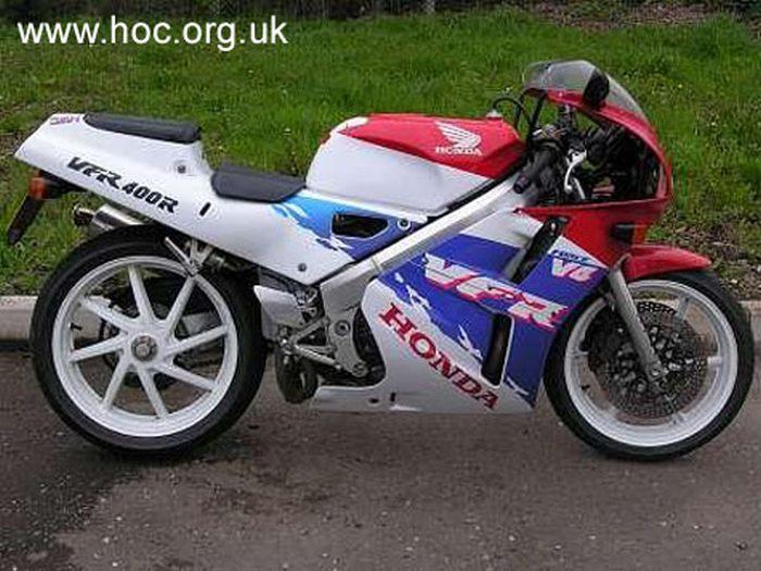 Honda NC 30 - VFR 400 R 1993 - 10