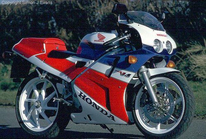 Honda NC 30 - VFR 400 R 1993 - 9